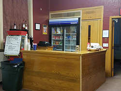 Concession Stand at St. Kieran Arts