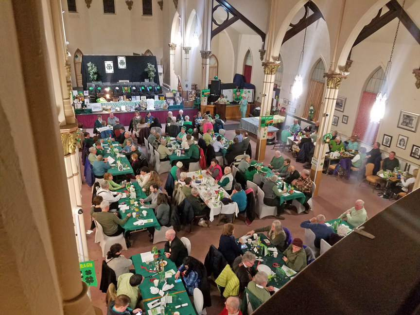St. Patrick's Day Dinner/Auction Fundraiser